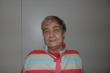 Volunteer Anne Keat