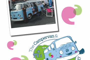 Campervan and Comments Tour report front cover