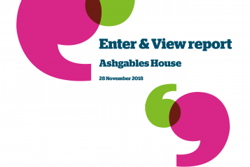 Enter and View: Ashgables