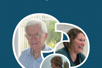 Healthwatch Wiltshire Annual Report 2015-16 front cover
