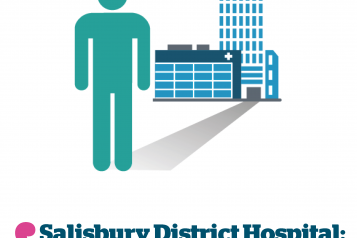 Salisbury Hospital Snapshot report front cover