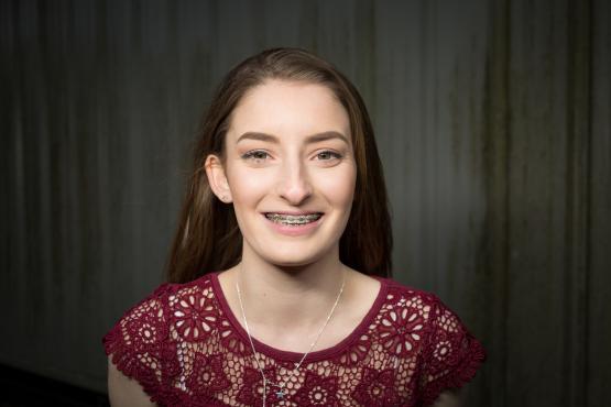 Volunteer Zoe Radford