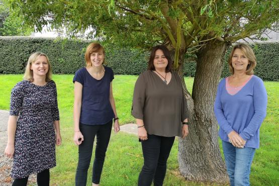 Healthwatch Wiltshire staff