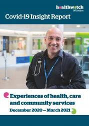 Experiences of Health Care and Community Services front cover